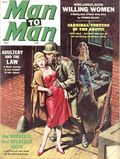 Man to Man Magazine (1949 Picture Magazines) Vol. 11 #9