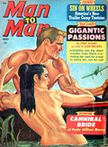 Man to Man Magazine (1949 Picture Magazines) Vol. 15 #2