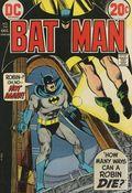 Batman (1940) Mark Jewelers 246MJ