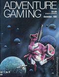 Adventure Gaming Magazine (1981 Manzakk Publishing) Vol. 1 #5