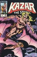 Ka-Zar the Savage (1981 Marvel) 28