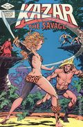 Ka-Zar the Savage (1981 Marvel) 15