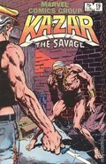 Ka-Zar the Savage (1981 Marvel) 19