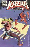Ka-Zar the Savage (1981 Marvel) 25