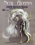 Neal Adams 2008 Sketch Book SC (2008 Continuity Studios) Convention Exclusive 1-1ST