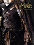Game of Thrones The Costumes HC (2019 Insight Editions) 1-1ST