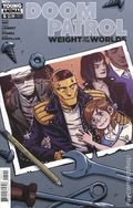 Doom Patrol Weight of the Worlds (2019) 5