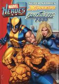 Marvel Heroes Super Stories X-Men & Fantastic Four HC (2011 Reader's Digest) 1-1ST