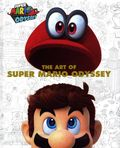 Art of Super Mario Odyssey HC (2019 Dark Horse) 1-1ST