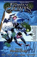 Family Graves TPB (2019 Source Point Press) 1-1ST