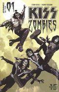Kiss Zombies (2019 Dynamite) 1A