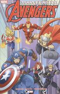 Marvel Action Avengers (2018 IDW) 8RI