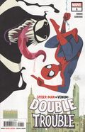 Spider-Man and Venom Double Trouble (2019 Marvel) 1A