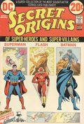 Secret Origins (1973-1974 1st Series) 1