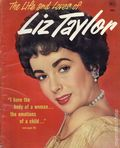 The Life and Loves of Liz Taylor (1952 Dell Publishing Co.) Vol. 1 #1