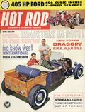 Hot Rod (1947 Petersen Publishing Company) Everybody's Automotive Magazine Vol. 15 #4