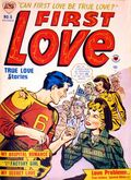 First Love Illustrated (1949) 6