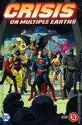 Crisis on Multiple Earths HC (2019 DC) Crisis Box Set Edition 5-1ST