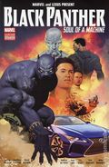 Black Panther Soul of a Machine GN (2018 Marvel) 1-1ST