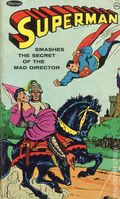 Superman Smashes the Secret of the Mad Director SC (1966 Whitman) 1-1ST