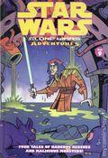 Star Wars Clone Wars Adventures HC (2005-2007 Dark Horse Digest) 1-1ST