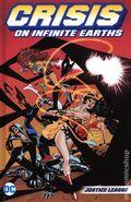 Crisis on Infinite Earths Justice League HC (2019 DC) Crisis Box Set Edition 1-1ST