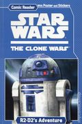 Star Wars The Clone Wars R2-D2's Adventure SC (2009 Grosset & Dunlap) 1-1ST