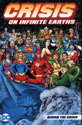 Crisis on Infinite Earths Behind the Crisis HC (2019 DC) Crisis Box Set Edition 1-1ST