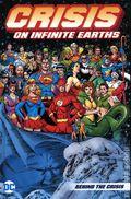 Crisis on Infinite Earths Behind the Crisis HC (2019 DC) Crisis Box Set Edition 1-1ST