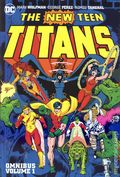 New Teen Titans Omnibus HC (2017-2018 DC) 2nd Edition 1-REP