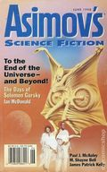 Asimov's Science Fiction (1977-2019 Dell Magazines) Vol. 22 #6