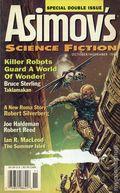 Asimov's Science Fiction (1977-2019 Dell Magazines) Vol. 22 #10