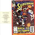 Superman (1987 2nd Series) 50CAS.SGND