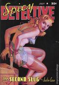 Spicy Detective Stories The Second Slug SC (2005 Adventure House) July 1941 Replica Edition 1-1ST