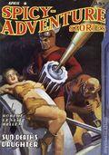 Spicy Adventure Stories Sun-Death's Daughter SC (2006 Adventure House) April 1941 Replica Edition 1-1ST