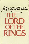 Lord of the Rings HC (1978 Houghton Mifflin) 2nd Edition Slipcover Set 1-1ST
