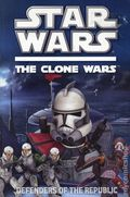 Star Wars The Clone Wars Defenders of the Republic SC (2010 Grosset & Dunlap) 1-1ST