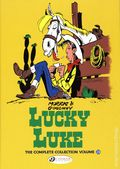 Lucky Luke HC (2019 Cinebook) The Complete Collection 3-1ST