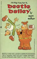 Beetle Bailey I'll Flip You For It PB (1977 Charter Books) 1-REP