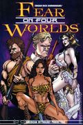 Edgar Rice Burroughs' Fear on Four Worlds TPB (2019 American Mythology) 1-1ST
