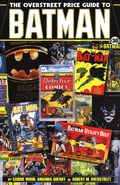Overstreet Price Guide to Batman SC (2019 Gemstone) 1-1ST
