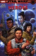 Star Wars Age of Resistance Heroes TPB (2019 Marvel) 1-1ST