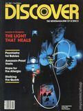 Discover (1980 Magazine) Vol. 2 #7