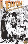 Elvira Mistress of the Dark (2018 Dynamite) 10H