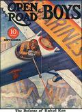 Open Road (Magazine 1919) Vol. 13 #9