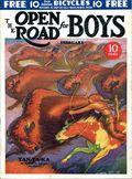 Open Road (Magazine 1919) Vol. 15 #2