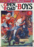 Open Road (Magazine 1919) Vol. 15 #7