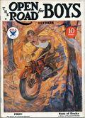 Open Road (Magazine 1919) Vol. 15 #10