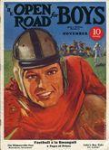 Open Road (1919-1954 Open Road Publishing) Vol. 17 #11