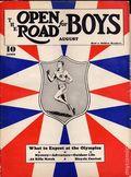 Open Road (Magazine 1919) Vol. 18 #8